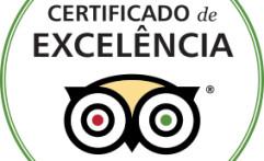 Certificado de Excelência Tripadvisor 2016
